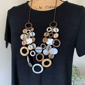 Stunning J.Jill Necklace and matching Bracelet!